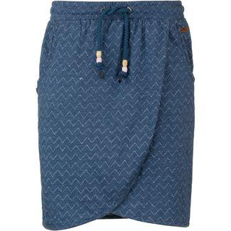 Ragwear Naila Minirock Damen denim blue