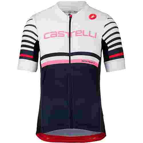 castelli FREE AR 4.1 Fahrradtrikot Herren white-light black