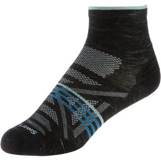 Smartwool Ultra Light Mini Wandersocken Damen black heather