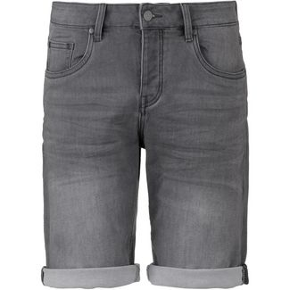 WLD Time To Go Jeansshorts Herren grey