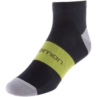 Salomon Sonic Pro Laufsocken night sky-citronelle