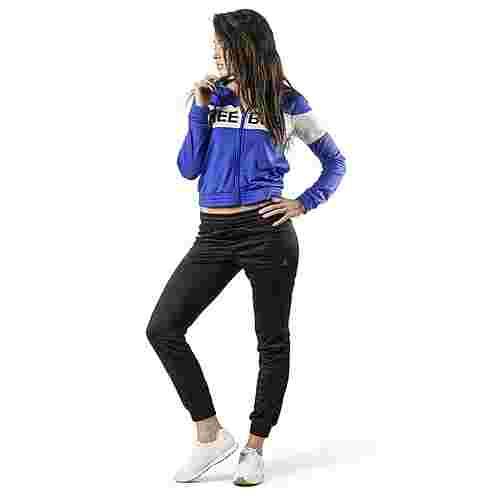 Reebok Trainingsanzug Damen Blau