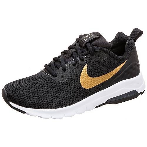 Nike Air Max Motion UL Sneaker Damen schwarz / gold im Online Shop ...
