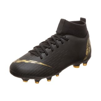 sports shoes 62894 38bf4 Nike Mercurial Superfly VI Academy Fußballschuhe Kinder schwarz  gold