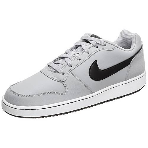 Nike Ebernon Low Sneaker Herren grau schwarz im Online Shop von SportScheck kaufen