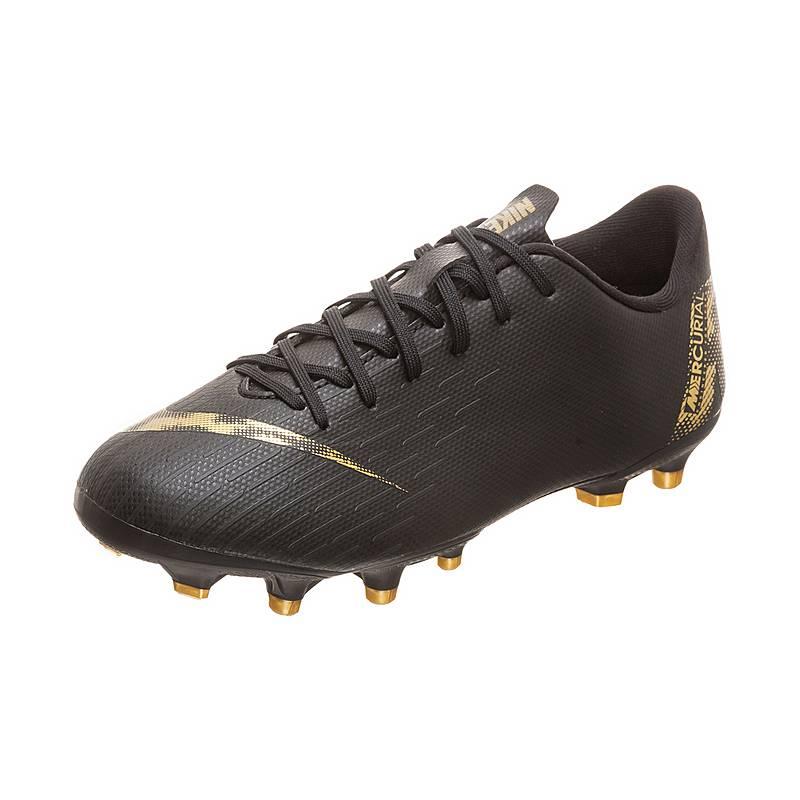 san francisco 28963 09d91 ... new arrivals nike mercurial vapor xii academy fußballschuhe kinder  schwarz gold d5585 c384f