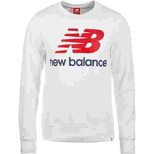 NEW BALANCE Essentials Logo Kapuzenpullover Herren grau im Online Shop von SportScheck kaufen