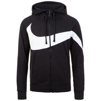 new styles 97982 bc499 Nike Sportswear Sweatjacke Herren schwarz  weiß