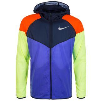 Nike Windrunner Laufjacke Herren violett / blau
