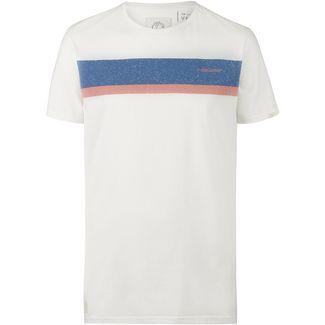 Ragwear Hake Organic T-Shirt Herren white
