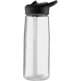 Camelbak Eddy + Trinkflasche clear