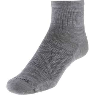 Smartwool Merino PhD Outdoor Ultra Light Mini Wandersocken Herren light gray