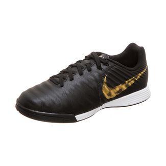 Nike LegendX VII Academy Fußballschuhe Kinder schwarz / gold