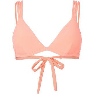 O'NEILL Sun Mix Bikini Oberteil Damen neon peach
