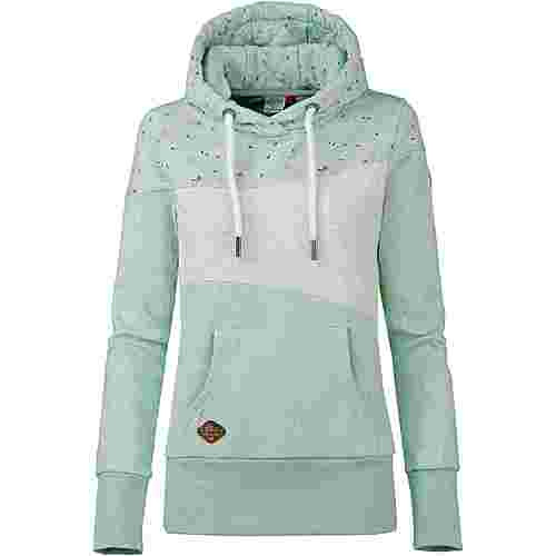 Ragwear Tarsa Hoodie Damen light green