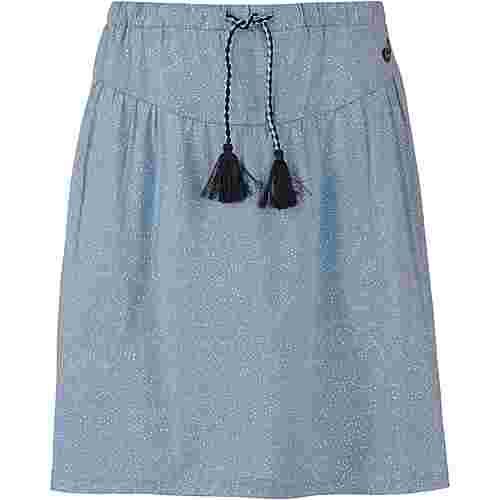 Ragwear Miranda A-Linien Rock Damen dusty blue
