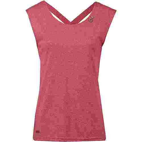 Ragwear Sofia T-Shirt Damen chili red