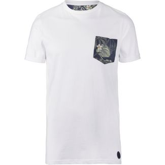 WLD By My Side Pocket T-Shirt Herren white
