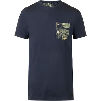 WLD By My Side Pocket T-Shirt Herren navy