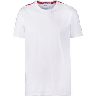 Alpha Industries RBF T-Shirt Herren white