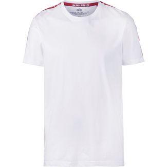 Alpha Industries RBF T-Shirt Herren white