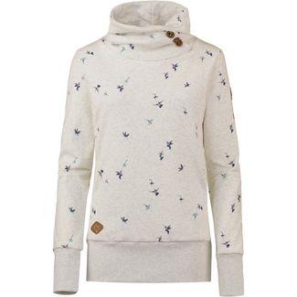 Ragwear Angel Sweatshirt Damen white