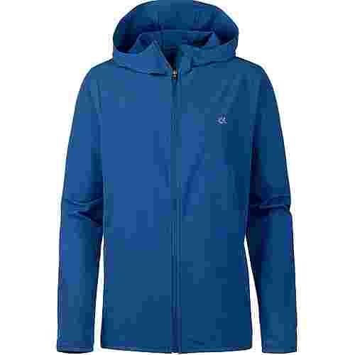 Calvin Klein Windbreaker Herren nautical blue-bright white