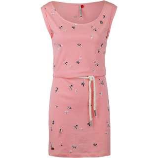 Ragwear Tammy Birds Jerseykleid Damen pink