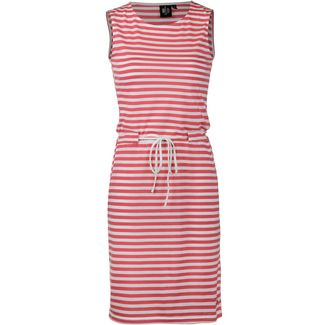 WLD Touch Of Ice Jerseykleid Damen coral stripes
