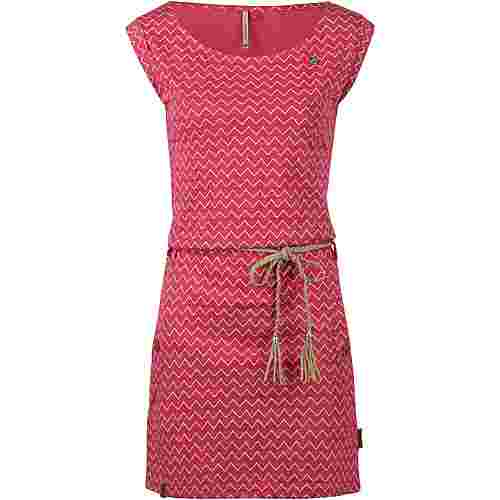 Ragwear Tag Jerseykleid Damen red
