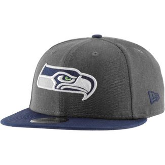 New Era 9Fifty Seattle Seahawks Cap graphite-team colour