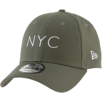 New Era 9Forty Cap new olive-optic white