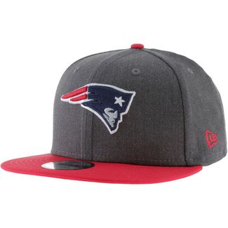 New Era 9Fifty New England Patriots Cap graphite-team colour