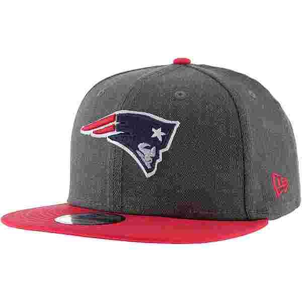 New Era 9Fifty New England Patriots Cap graphite-team colour