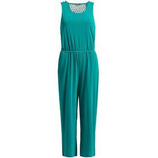 Khujo VENICE Jumpsuit Damen blaugrün