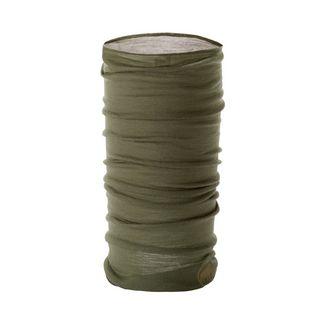 Mammut Merino Neck Gaiter Stirnband olive
