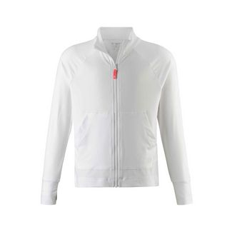 reima Block Sweatjacke Kinder White
