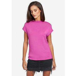 Khujo BATTISTA T-Shirt Damen violet