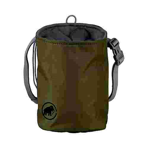 Mammut Togir Chalk Bag Chalkbag olive