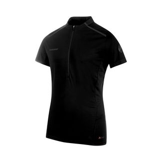 Mammut Atacazo Light Zip T-Shirt Men T-Shirt Herren black-black