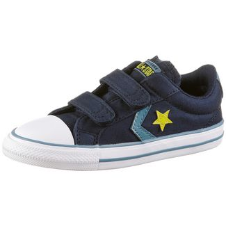 CONVERSE Star Player Sneaker Kinder obsidian-celestial-teal