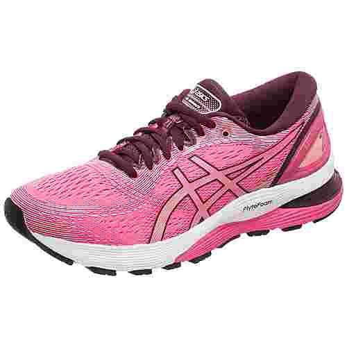 ASICS Gel-Nimbus 21 Laufschuhe Damen rosa / pink im Online Shop von SportScheck kaufen