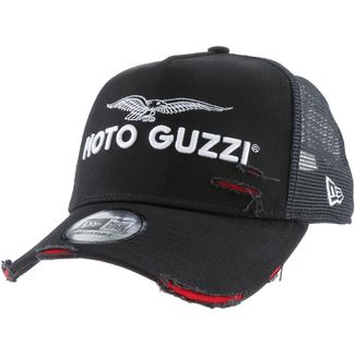 New Era Trucker Moto Guzzi Cap black