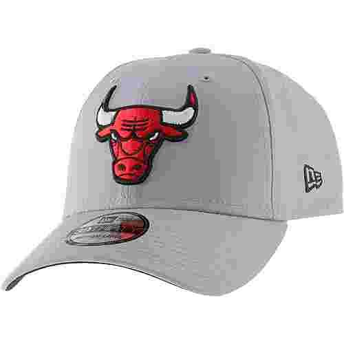 New Era 39Thirty Chicago Bulls Cap gray-team colour