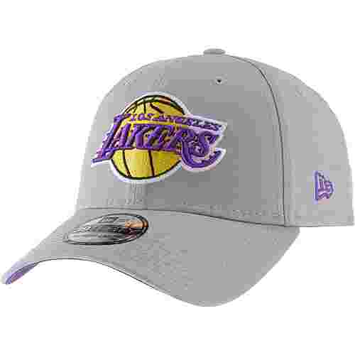 New Era 39Thirty Los Angeles Lakers Cap gray-team colour