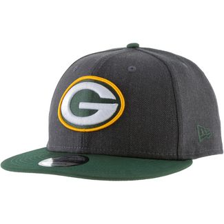 New Era 9Fifty Green Bay Packers Cap graphite-team colour