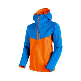 Mammut Nordwand Pro HS Hooded Jacket Men Hardshelljacke Herren sunrise-ice