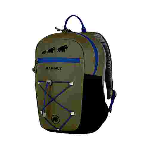 Mammut First Zip Wanderrucksack Kinder olive-black