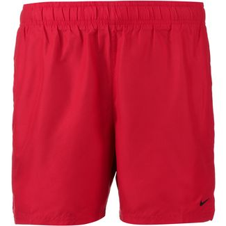 Nike Good 3 Volley Badeshorts Herren univeristy red