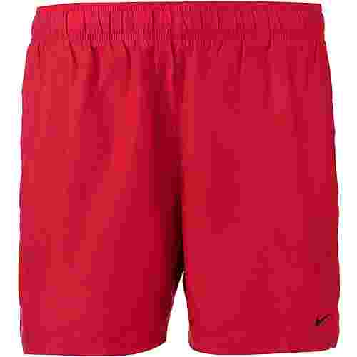 Nike Good 3 Volley Badeshorts Herren univeristy red